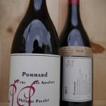 フィリップ・パカレ ポマール・1er・レ・ザルヴレ 2011